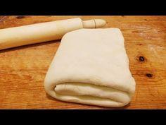 Aluat de Foietaj / Puff Pastry Dough - YouTube