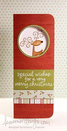 KWerner Designs Holiday Card Series 2010: Day 4