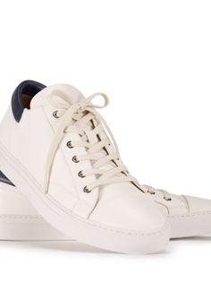 Nappa Stowe Sneaker - Ralph Lauren Sneakers - RalphLauren.com