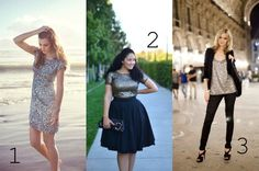 New Year's Eve fashion ideas! #nye #fashion