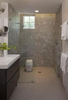 Accessible Bathroom Remodel #WetRoomsforDisabled >> See more info at on