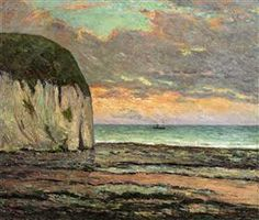 Sunset - Maxime Maufra