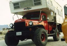 Dodge Powerwagon Camper