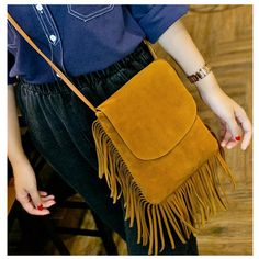 The perfect bag for fall!