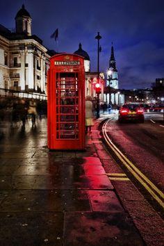 red light  (London)