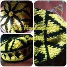 crochet kopiah kopiahkait Pinterest Crochet cat hats ...