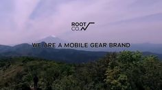 We are Mobile gear brand. ROOT CO. http://root-co.net/