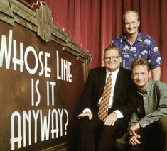 Whose Line is it Anyway will be returning with all new episodes this summer on the CW. Master Improvisers Colin Mochrie, Ryan Stiles, and Wayne Brady will be appearing in each episode along with one special guest. Unfortunately, Drew Carey will not be returning. The show will be hosted by comedian Aisha Tyler.