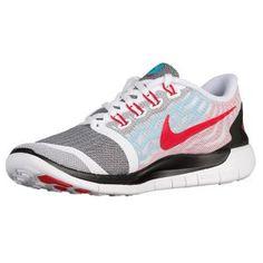Nike Free 5.0 2015 in University Red