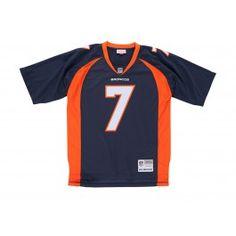 NFL Jersey's Mens Nike Terrell Davis Navy Blue Denver Broncos Retired Player Limited Jersey
