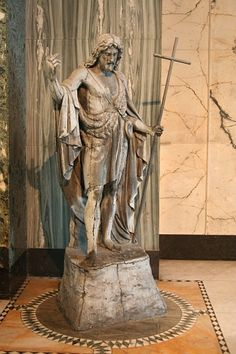 John The Baptist. Westminster Cathedral