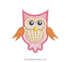 Diseño bordados de Flores con Decoración - Descargar Diseños Bordados Accessories, Quotes Children, Embroidery Designs Free, Owl Embroidery, Embroidered Flowers, Happy Day, Bonito, Dots