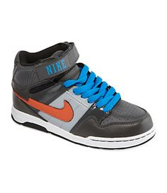 cheap for discount 7380d 558dc Nike Boys Mogan Mid 2 Jr Action Sport Athletic Shoes Kids R Us, Dillards,
