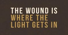 'The Wound Is Where The Light Gets In' - Powerful New Song from Jason Gray - Christian Music Videos