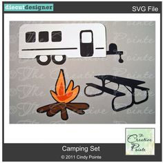 Camping Set wish list
