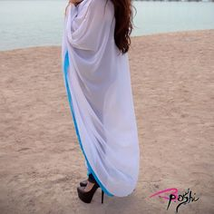 Sexy Royah Bishts or Capes. Dress them up as evening wear or cover up for your swimsuit!