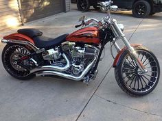 2014 Harley-Davidson FXSBSE Screaming Eagle Breakout - Fairbury, IL #0242649111 Oncedriven