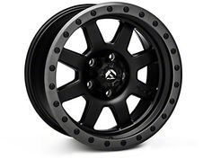 Fuel Wheels Jeep Wrangler Trophy Matte Black w/ Anthracite Ring Wheel - Jeep Wrangler JL) Jeep Wrangler Rubicon, Jeep Wrangler Tj, Wrangler Unlimited, Jeep Rims, Tacoma Parts, Chrysler Group Llc, Chrysler Jeep, Thing 1, Wheels And Tires