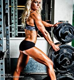 Part 1: Su Farrell's Competition Prep - Training 16 weeks out | Cut and Jacked workout program