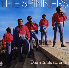Funk Disco Groove Soul Rap : The_Spinners__Down_to_Business__1989
