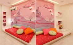 Quarto de princesa: veja sugestões de decoração 'moderninha' para meninas - Mães - GNT