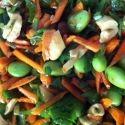 Edamame Salad with Dandelion Greens and Cashews Cashew Recipes, Salad Recipes, Edamame Salad, Taraxacum Officinale, Dandelion Recipes, Kidney Cancer, Survival Food, Salad Dressings, Green Beans