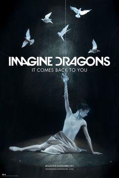 Imagine Dragons Shirt Believer Lyrics Music Quotes