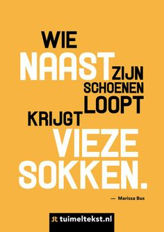 . Best Quotes, Funny Quotes, Life Quotes, Dutch Words, Jokes, Humor, Sayings, Om, Twitter