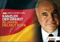 Helmut Kohl, Germany