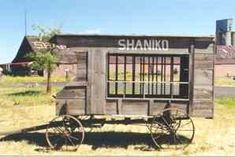 """http://www.ghosttowns.com/states/or/shaniko.html The hotel serves dinner """"Family Style"""" and serves delicious home-cooked meals.  I wonder if we can get """"Diners, Drive-Ins & Dives"""" to visit?"""