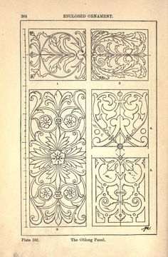 A handbook of ornament