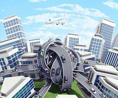Smart City et Complex-city agir face à la complexité des systèmes urbains.