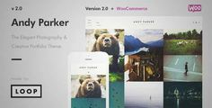 Download and review of Andy Parker - Creative Photography & Portfolio WordPress Theme, one of the best Themeforest Creatives themes {Download & review at|Review and download at} {|-> }http://best-wordpress-theme.net/andy-parker-creative-photography-portfolio-download-review/