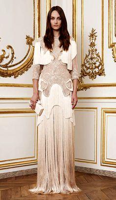 Karmen Pedaru | Givenchy couture FW 2010-2011