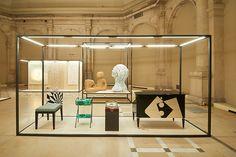 Design & Artisanat d'Art. Berlin et Paris exposent leurs créateurs, jusqu'au 21 février 2015 à l'Hôtel de Ville de Paris © Silvère Leprovost