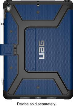 "Urban Armor Gear - Protective Case for Apple® 10.5"" iPad® Pro - Cobalt (Blue)"