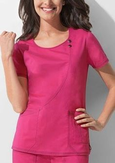 modelos de filipinas - Buscar con Google Medical Scrubs, Nurse Scrubs, Nursing Dress, Hair Beauty, Tunic Tops, Clothes For Women, My Style, Caregiver, Blazers