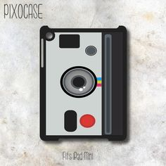 IPad Mini Case Polaroid Design IPad Mini Case by PixoCase on Etsy $22