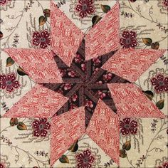 Civil War Quilts: Threads of Memory 5: Madison Star for ...