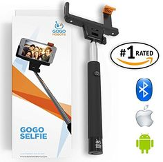 [Voted #1 Selfie Stick] Easily Connects Via Bluetooth with Iphone 6, 6 Plus, 6s, Galaxy, Android + Any Smartphone. The Gogo Selfie Is Wireless, Extendable & Takes the Perfect Photo Every Time, http://www.amazon.com/dp/B00SSQNRJY/ref=cm_sw_r_pi_awdm_MlAqwb0CDZEWG