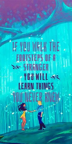 New quotes disney mulan pocahontas ideas Disney Pixar, Disney Rapunzel, Pocahontas Disney, World Disney, Disney Songs, Disney And Dreamworks, Disney Art, Pocahontas Quotes, Funny Disney