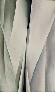 Georgia OKeeffe. Abstraction, 1926
