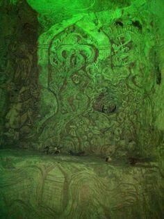 druids green altar - Google Search