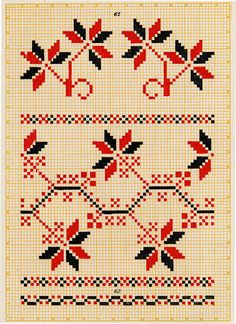 FolkCostume&Embroidery: Embroidery from Northern Left-Bank Ukraine, Sumy, Chernyhiw and Starodub regions