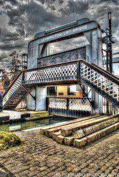 Items similar to Leamington Lift Bridge Detail, Union Canal, Scotland. Photographic Print, HDR on Etsy Hdr Photography, Edinburgh, Bridges, Scotland, Mansions, Detail, House Styles, Photos, Fancy Houses
