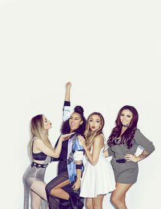 Little Mix - Billboard Hot 100 Festival Backstage. Jesy Nelson, Perrie Edwards, Little Mix Outfits, Little Mix Style, Dvb Dresden, My Girl, Cool Girl, Litte Mix, Mixed Girls