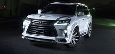 Nice Lexus: GALLERY & MOVIE - WALD SPORTS LINE - LX 570  Cars Check more at http://24car.top/2017/2017/05/08/lexus-gallery-movie-wald-sports-line-lx-570-cars/