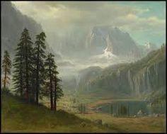 Resultado de imagem para albert bierstadt paintings