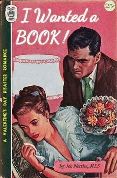 I always want a book! Library Humor, Library Books, Local Library, I Love Books, Books To Read, My Books, Library Organization, Library Science, Vintage Book Covers