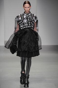 Hope Von Joel Fashion Stylist/Editor/Art Director: LFW KTZ